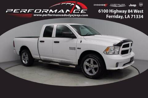 2018 RAM Ram Pickup 1500 for sale at Performance Dodge Chrysler Jeep in Ferriday LA