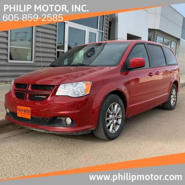 2013 Dodge Grand Caravan for sale at Philip Motor Inc in Philip SD