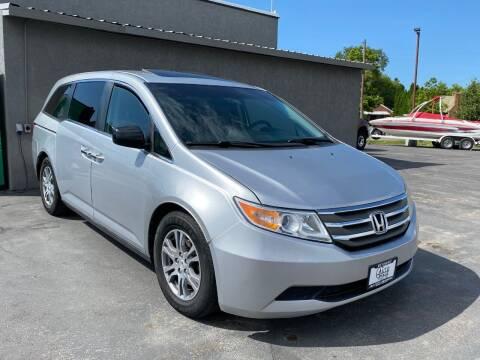 2011 Honda Odyssey for sale at Auto Image Auto Sales in Pocatello ID