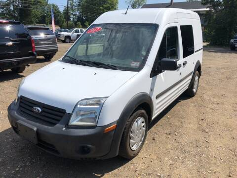 2012 Ford Transit Connect for sale at Winner's Circle Auto Sales in Tilton NH