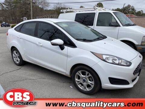 2015 Ford Fiesta for sale at CBS Quality Cars in Durham NC