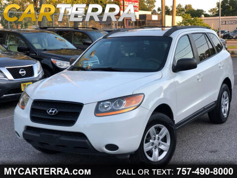 2009 Hyundai Santa Fe for sale at Carterra in Norfolk VA