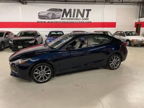 2018 Mazda MAZDA3 for sale at MINT MOTORWORKS in Addison IL