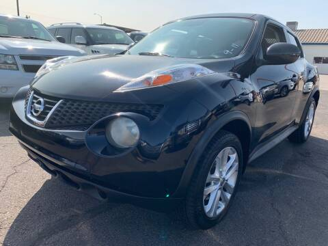2011 Nissan JUKE for sale at Town and Country Motors in Mesa AZ