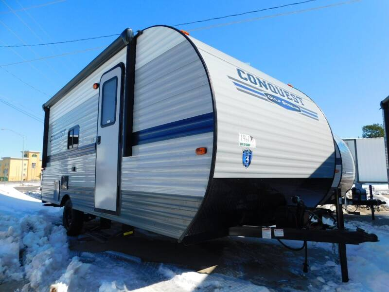 2021 Gulf Stream Conquest 198BH for sale at Motorsports Unlimited in McAlester OK