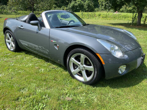 2008 Pontiac Solstice for sale at Choice Motor Car in Plainville CT