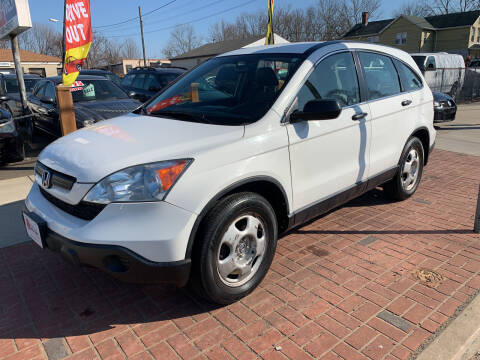 2008 Honda CR-V for sale at Viscuso Motors in Hamden CT