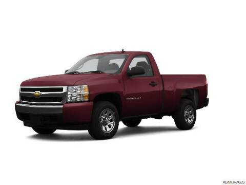 2008 Chevrolet Silverado 1500 for sale at Griffeth Mitsubishi - Pre-owned in Caribou ME