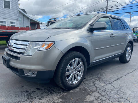 2008 Ford Edge for sale at Action Automotive Service LLC in Hudson NY