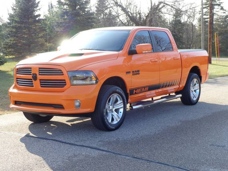 2015 RAM Ram Pickup 1500 for sale at Plainfield Auto Sales, LLC in Plainfield WI