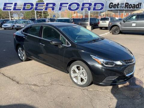 2017 Chevrolet Cruze for sale at Mr Intellectual Cars in Troy MI