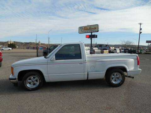 1988 GMC Sierra 1500 for sale at Sundance Motors in Gallup NM