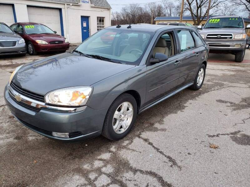 2004 Chevrolet Malibu Maxx for sale at Street Side Auto Sales in Independence MO