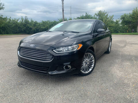 2015 Ford Fusion for sale at Craven Cars in Louisville KY
