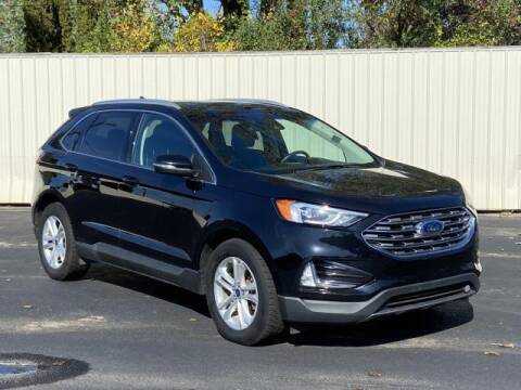 2019 Ford Edge for sale at Miller Auto Sales in Saint Louis MI