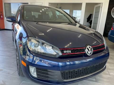 2013 Volkswagen GTI for sale at Evolution Autos in Whiteland IN