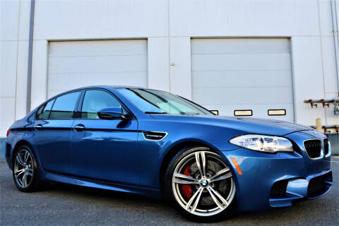 2013 BMW M5 for sale at Chantilly Auto Sales in Chantilly VA