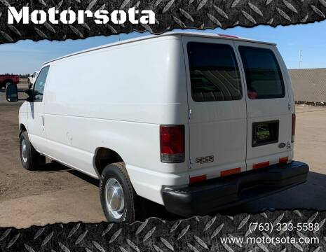 2005 Ford E-Series Cargo for sale at Motorsota in Becker MN