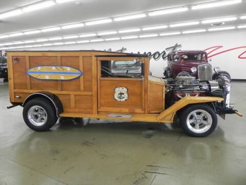 1934 Chevrolet Woody Wagon for sale at 121 Motorsports in Mt. Zion IL