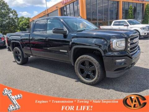 2019 GMC Sierra 1500 Limited for sale at VA Cars Inc in Richmond VA
