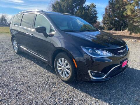 2018 Chrysler Pacifica for sale at Clarkston Auto Sales in Clarkston WA
