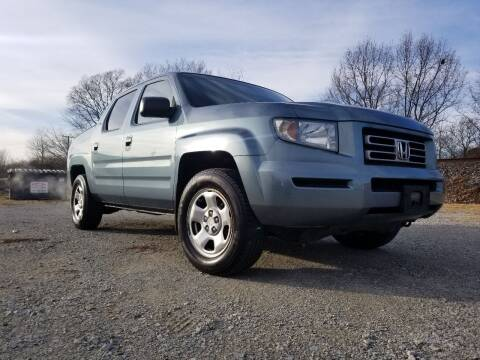 2006 Honda Ridgeline for sale at Sinclair Auto Inc. in Pendleton IN