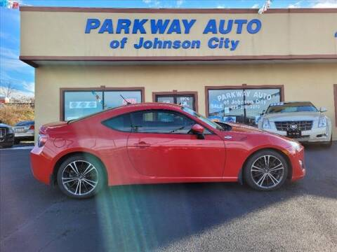 2013 Scion FR-S for sale at PARKWAY AUTO SALES OF BRISTOL - PARKWAY AUTO JOHNSON CITY in Johnson City TN