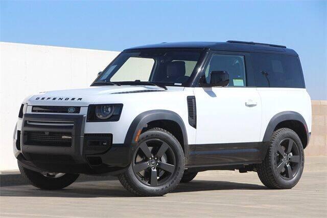2022 Land Rover Defender for sale in Fresno, CA