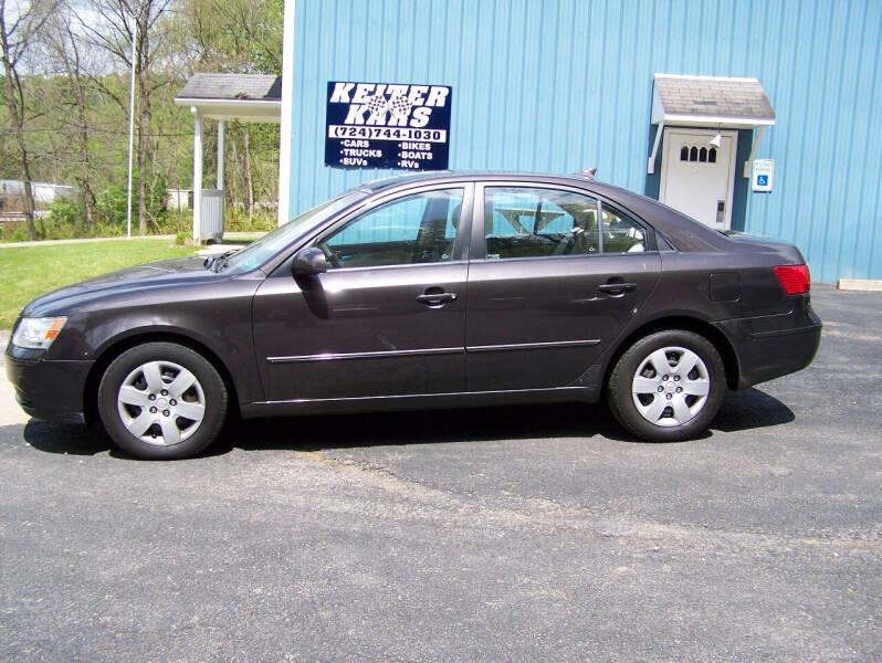 2009 Hyundai Sonata for sale at Keiter Kars in Trafford PA