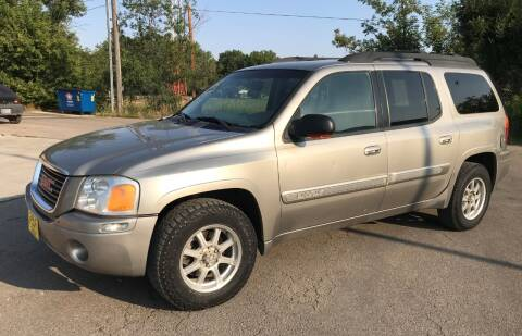 2003 GMC Envoy XL for sale at Central City Auto West in Lewistown MT