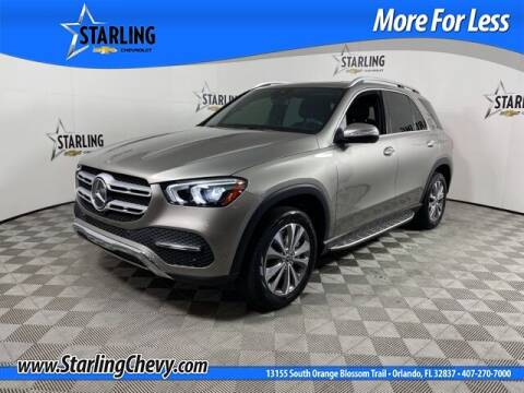 2020 Mercedes-Benz GLE for sale at Pedro @ Starling Chevrolet in Orlando FL