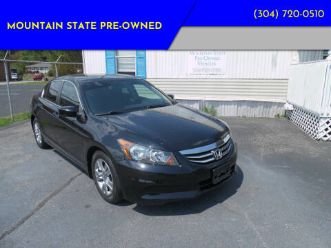 2011 Honda Accord for sale at Mountain State Pre-owned in Nitro WV