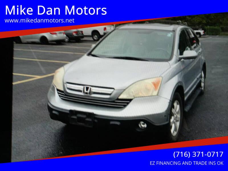 2008 Honda CR-V for sale at Mike Dan Motors in Niagara Falls NY