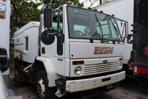 2005 Sterling SC8000 Cargo for sale at Truck and Van Outlet in Miami FL