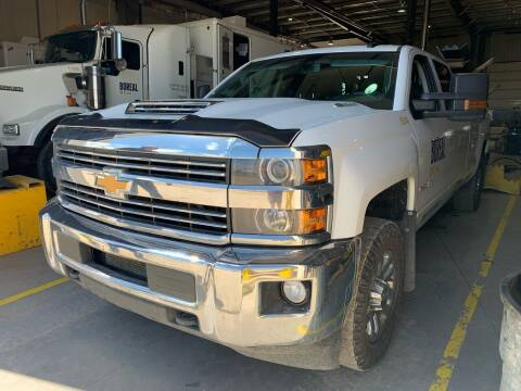 2017 Chevrolet Silverado 3500HD for sale at Canuck Truck in Magrath AB