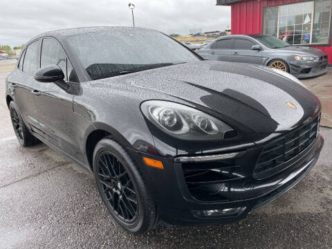 2015 Porsche Macan for sale at Top Line Auto Sales in Idaho Falls ID