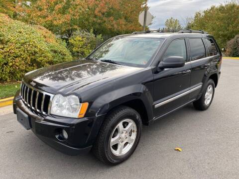 2006 Jeep Grand Cherokee for sale at Dreams Auto Group LLC in Sterling VA
