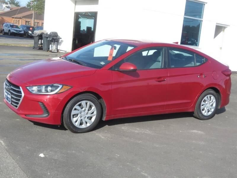 2017 Hyundai Elantra for sale at Price Auto Sales 2 in Concord NH
