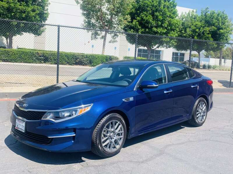 2017 Kia Optima for sale at CARLIFORNIA AUTO WHOLESALE in San Bernardino CA