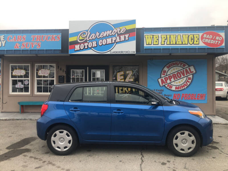 2013 Scion xD for sale at Claremore Motor Company in Claremore OK