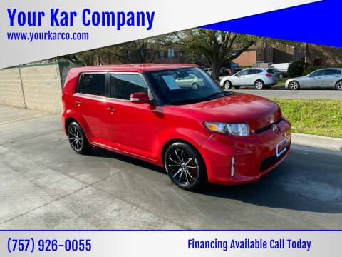 2015 Scion xB for sale at Your Kar Company in Norfolk VA