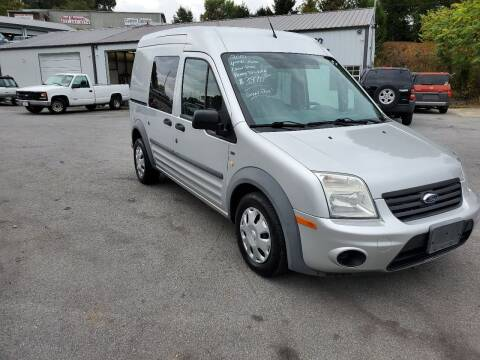 2010 Ford Transit Connect for sale at DISCOUNT AUTO SALES in Johnson City TN