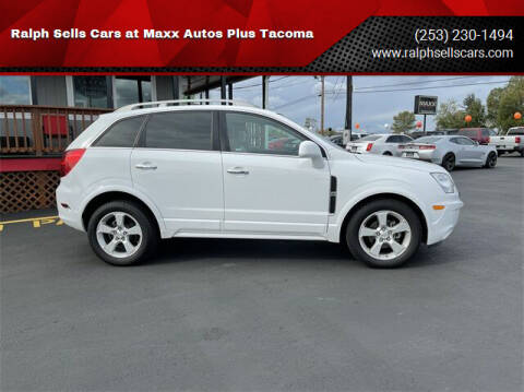 2013 Chevrolet Captiva Sport for sale at Ralph Sells Cars at Maxx Autos Plus Tacoma in Tacoma WA