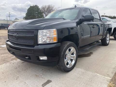 2010 Chevrolet Silverado 1500 for sale at All Affordable Autos in Oakley KS