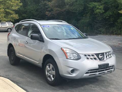 2014 Nissan Rogue Select for sale at Elite Auto Sales in North Dartmouth MA