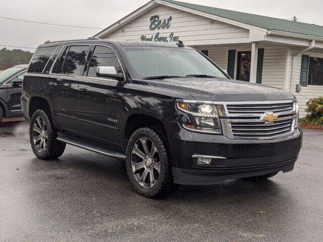 2016 Chevrolet Tahoe for sale at Best Used Cars Inc in Mount Olive NC