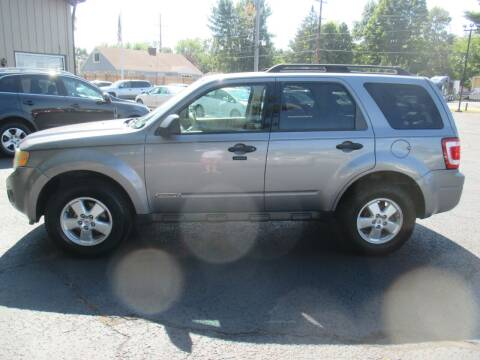 2008 Ford Escape for sale at Home Street Auto Sales in Mishawaka IN