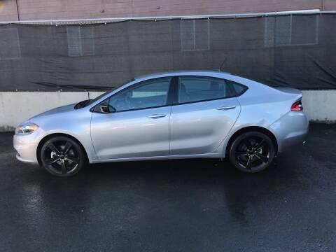2016 Dodge Dart for sale at McManus Motors in Wheat Ridge CO
