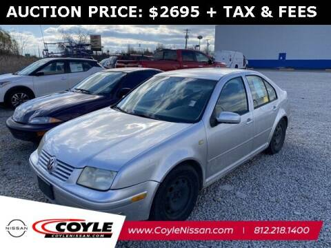 2000 Volkswagen Jetta for sale at COYLE GM - COYLE NISSAN - Coyle Nissan in Clarksville IN