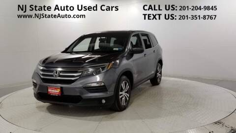 2016 Honda Pilot for sale at NJ State Auto Auction in Jersey City NJ